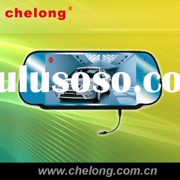 """7"""" Car rearview mirror with bluetooth (CL--706H)"""