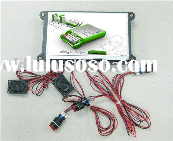 7 inch open frame lcd screen for POP/POS application