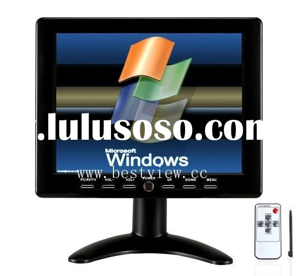 8'' TFT lcd monitor, touch screen monitor 8 inch