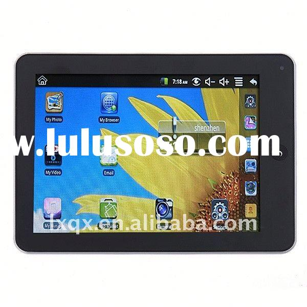 8-inch Support Flash 10.1 tablet pc with rj45/2 usb port adapter