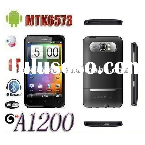 A1200 3g smart phone Android v2.3 OS