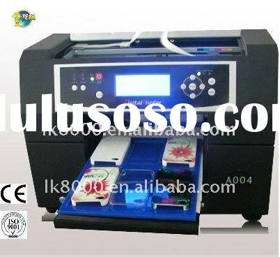 A4 size multifunction color business card printing machine