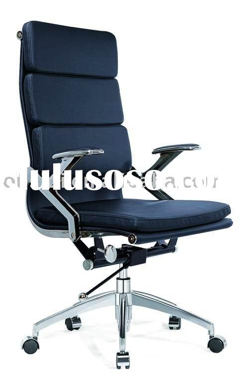 A6834T Soft Pad Leather Chair Office Furniture