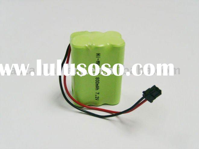 AAA size NiMH Battery Pack