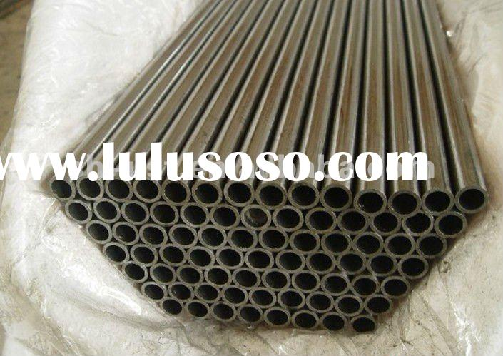 ASTM A333 Gr. 6 low temperature seamless steel pipe