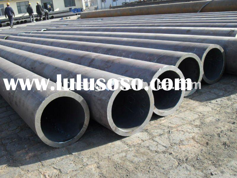 ASTM A335 P5 P9 P11 P22 P91 Alloy Seamless Steel Pipe