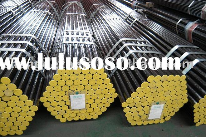 ASTM A500, ASTM A501, JIS G3441, JIS G3444 seamless steel pipe for structure