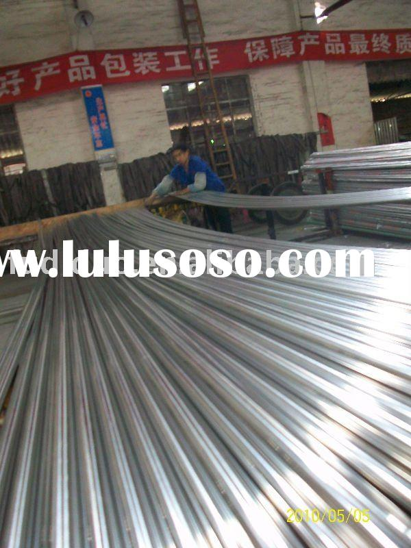 ASTM A554 stainless steel welded pipes