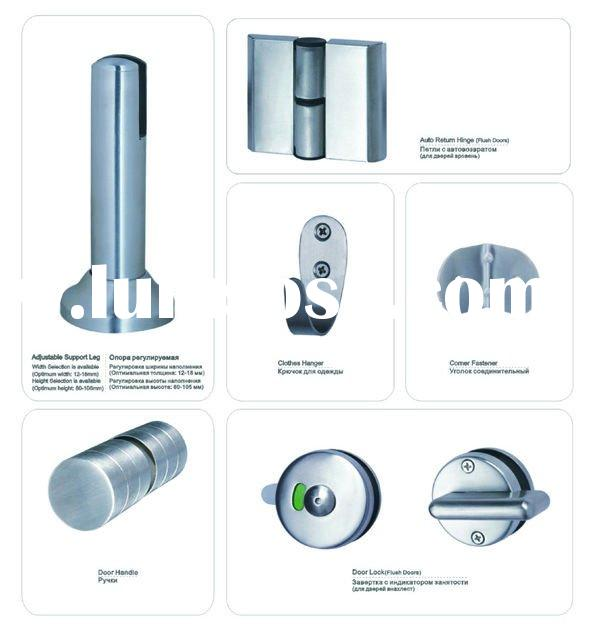 all kinds of toilet partition hardware series - Bathroom Partitions Hardware