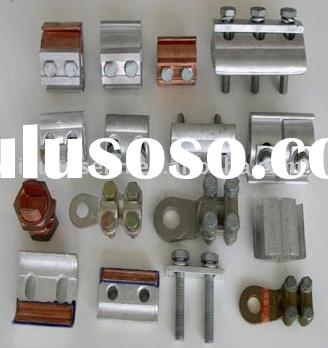 Aluminium-Copper Parallel Groove clamp
