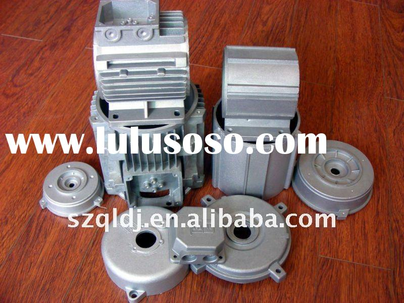 Alumium Electric Motor Parts,motor cover,motor body