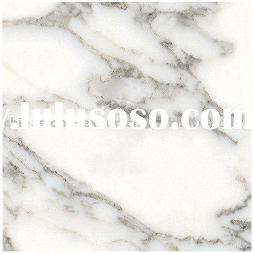 Arabescato ( Bianco carrara) (Marble, Marble Tile, Marble slab, White Marble, Sink, Countertop, Chin