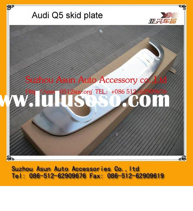 Audi Q5 skid plate stainless steel auto body kit car body kit
