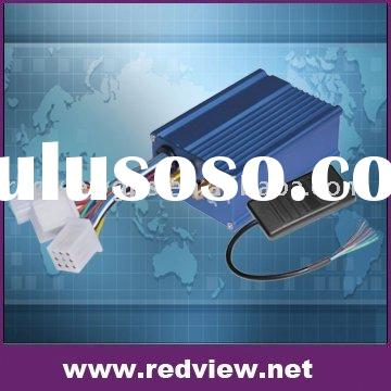 Auto Gps Tracking device with RFID reader