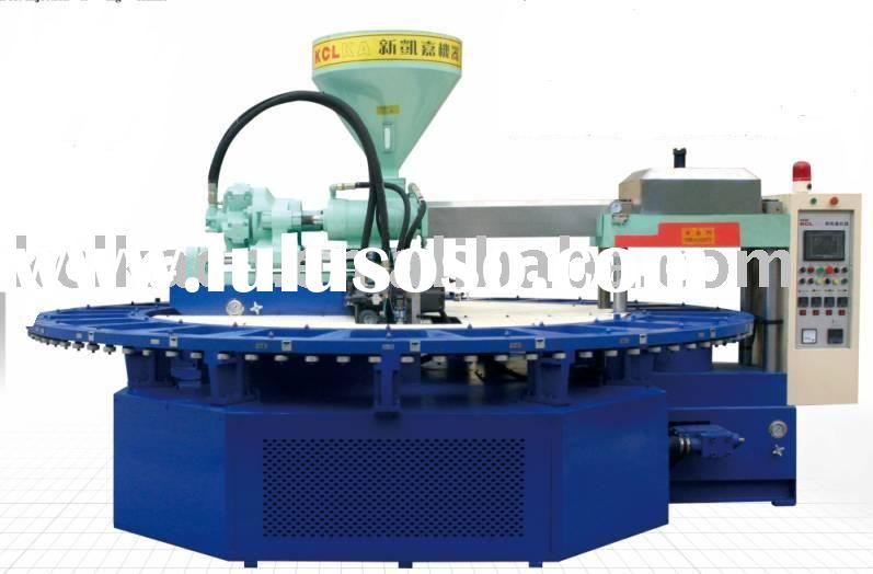 Automatic Rotary PVC Air Blowing Injection Moulding Machine (24 stations)