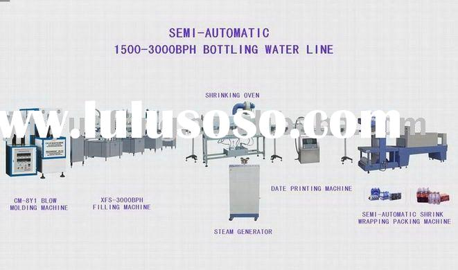 Automatic Water Filling Machine/small bottled water production line