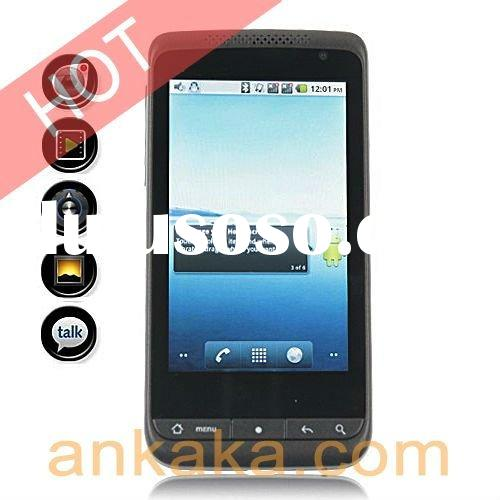 "Avatar 2: Android 2.2 Smartphone, 3.5"" Touch Screen, A-GPS, WiFi, Dual SIM, Quad Band"