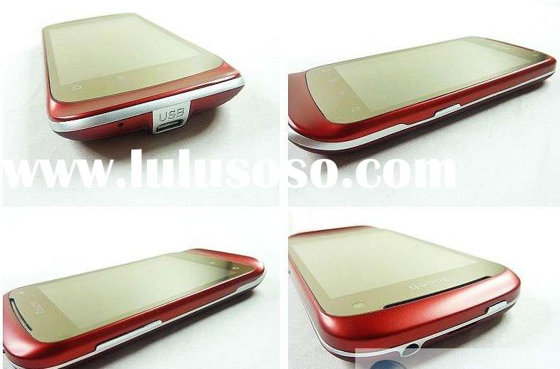 B1000 wifi mobile phone, red mobile phone, touch mobile phone,