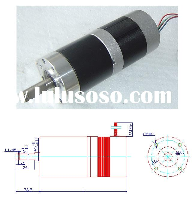 BLDC motor+planetary gearbox