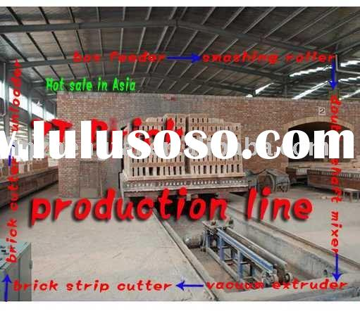 BOOM,Hot sale!!!atuomatic clay brick machine/vacuum extrusion soil brick machine