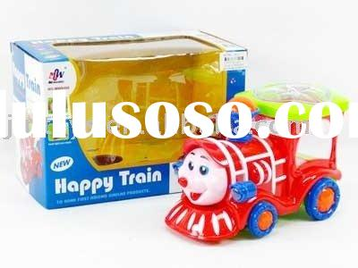B/O Bump&go Train with light and music,battery operated train,toy train,b/o track train,electric