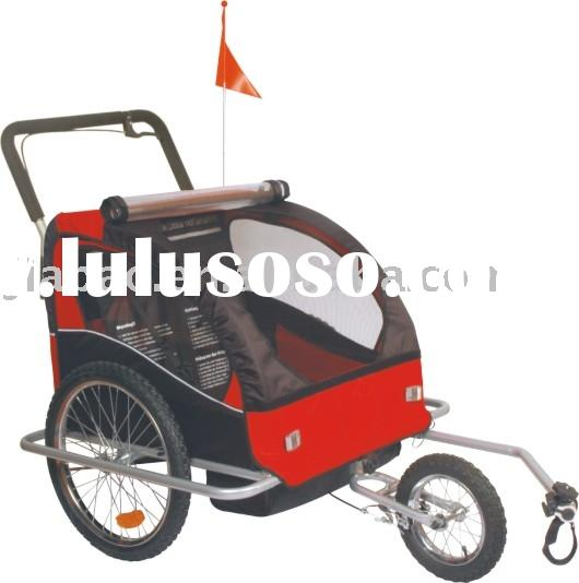Baby bicycle trailer