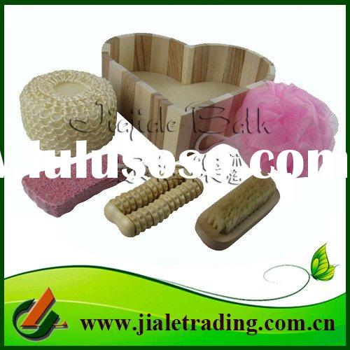 Bath set and accessories