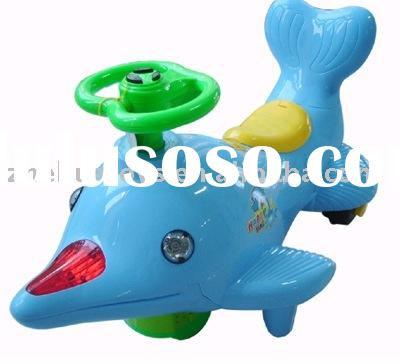 Battery Operated Dolphin Versatile Car Toy