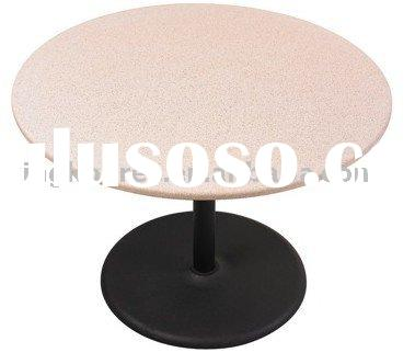 Best-Price Round Solid Surface Dining Table