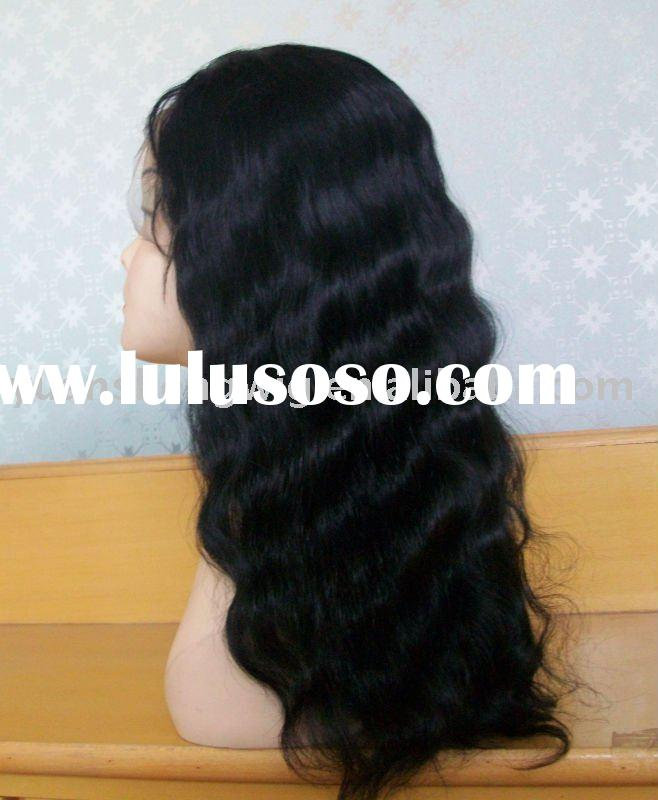 Body Wave 16 inch Human hair wig