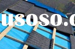 Building materials color stone-coated metal roof tiles