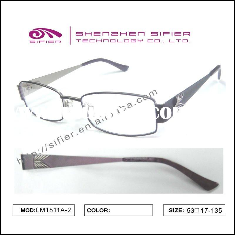Butterfly Fashion Lady High Quality Optical Eye glasses Frame