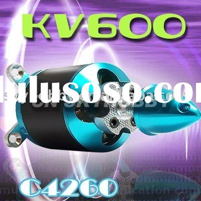 C4260-600KV outrunner brushless RC motor