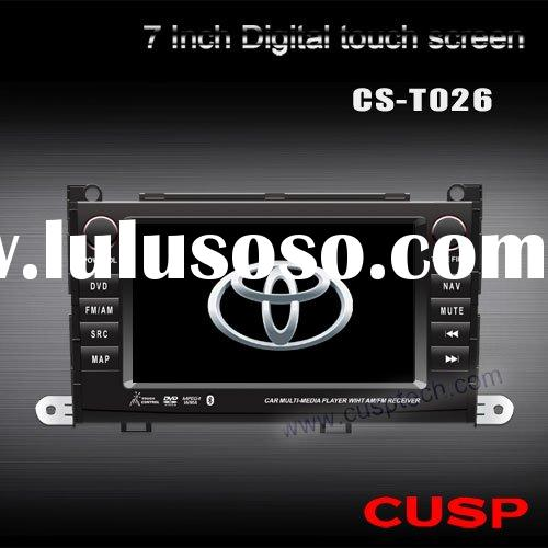 CAR DVD PLAYER WITH GPS FOR TOYOTA SIENNA