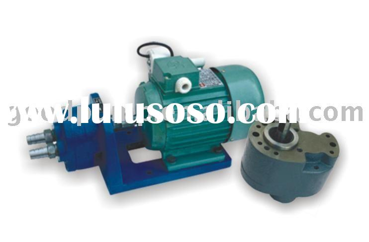 CB-B series micro hydraulic gear pump