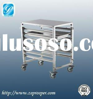 Cake pan shelf (Mobile trolley with 7 layers )