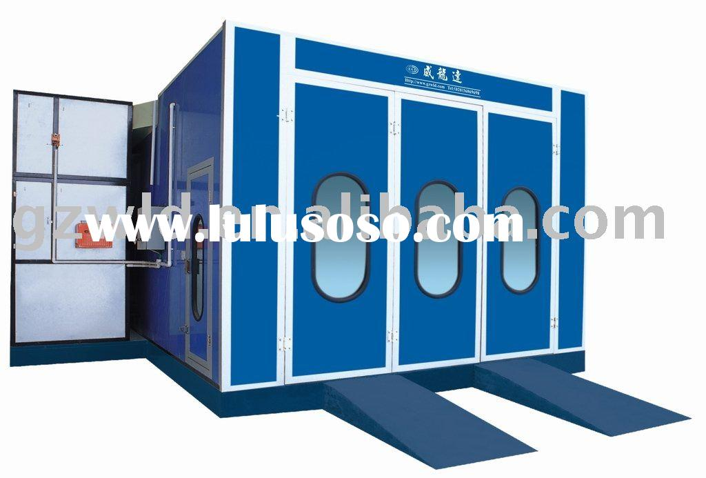 Car Spray Booth ( Paint Booth & Baking Oven )- WLD7200 (Common type) (CE)