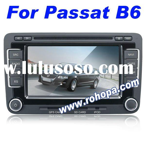 Car multimedia player 2in 7inch auto radio for volkswagen passat car dvd gps navigation system for G