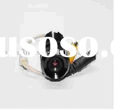 Car rear view camera--Image sensor :1/3 color CMOS / CCD,Effective pixels PAL:512(H)*582(V) NTSC:512