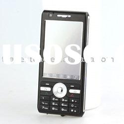Cell TV Phone - Quick share F001 Touch Screen Dual Card PDA Cellphone - TV Mobile-3D Accelerator