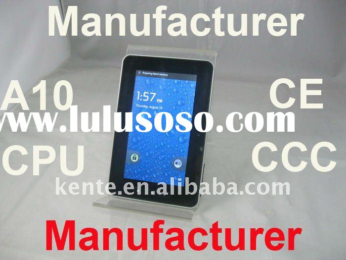 Cheap Wi-Fi Tablet PC Android with Capacitive touch screen