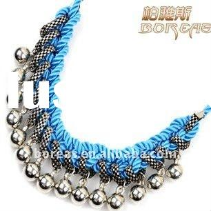 Cheap fashion jewelry - $1.95 necklace with CCB beads