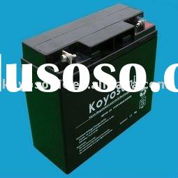 Chinese Producing High Quality Sealed Lead Acid Battery for UPS-12V9AH-NP9-12