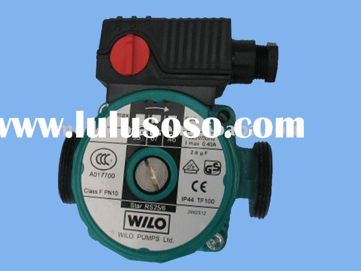 Circulation pump, pump station,swimming pool, solar water heater
