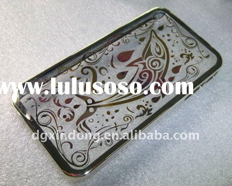 Clear Hard Plastic Case for iPhone 4/4G ,china manufacturer