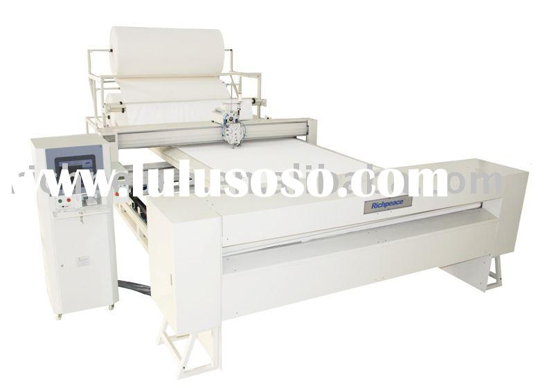 Complete Auto Single-Head Quilting Machine