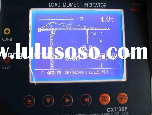 Load Moment Indicators For Cranes : Crane load moments indicator for sale price china