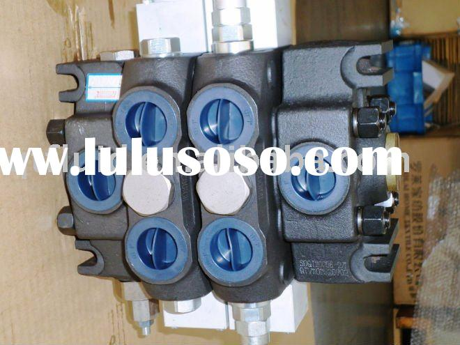 DCV200 hydraulic sectional control valve 200Liter