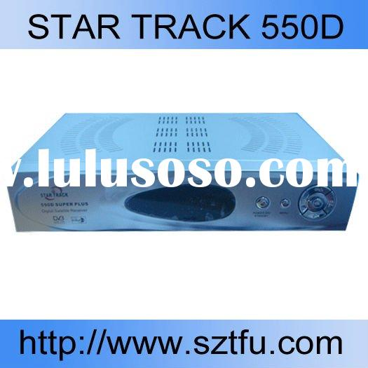 DVB-S digital satellite receiver set top box Star Track550D