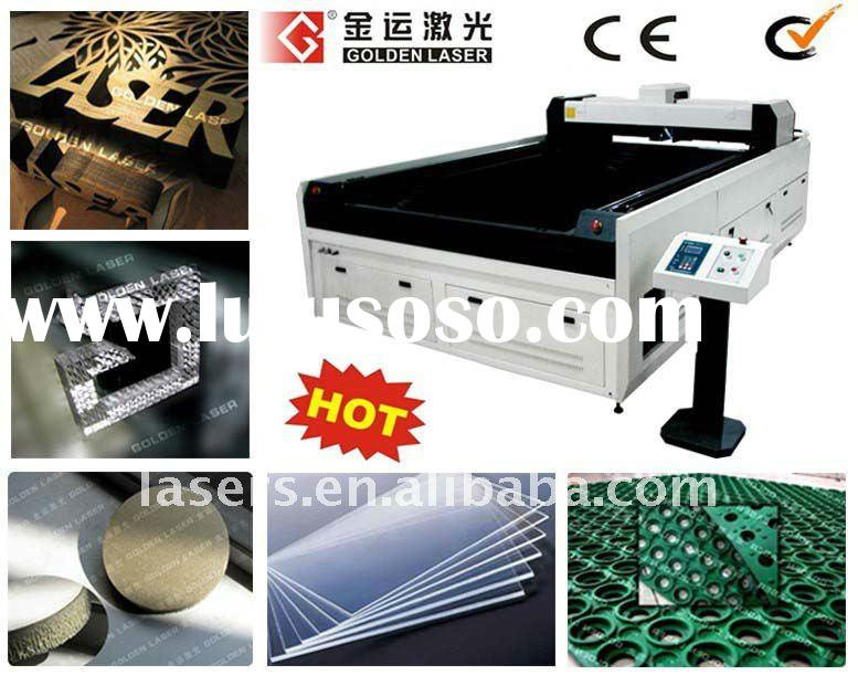 Die Board Laser Cutting Machine For Wood Veneer